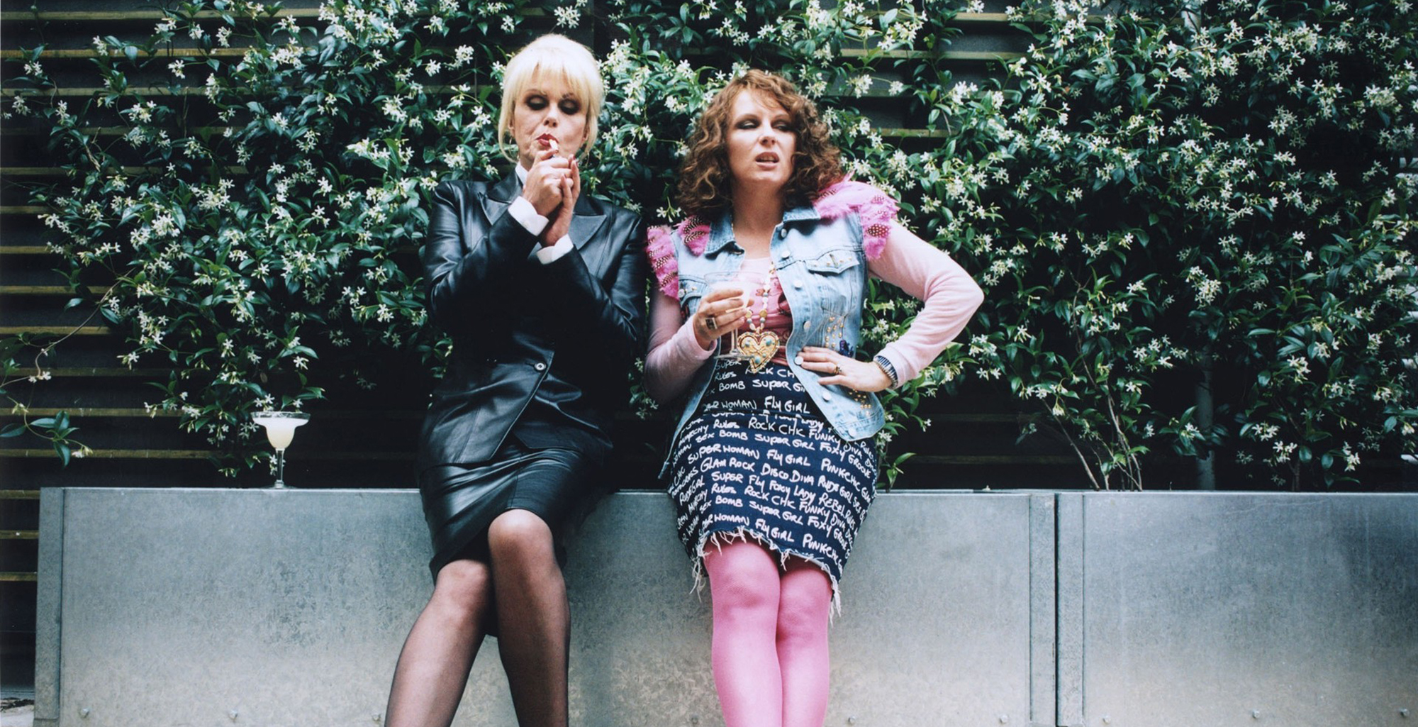 Ab Fab The Movie: The trailer and a review