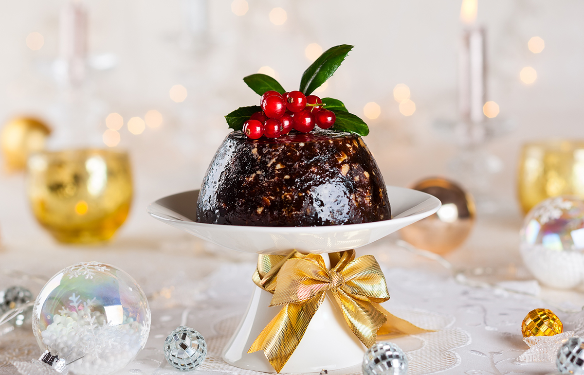 RECIPE: Christmas Pudding