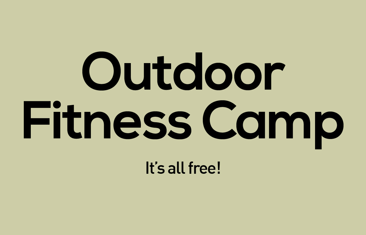FREE Outdoor Fitness Camp
