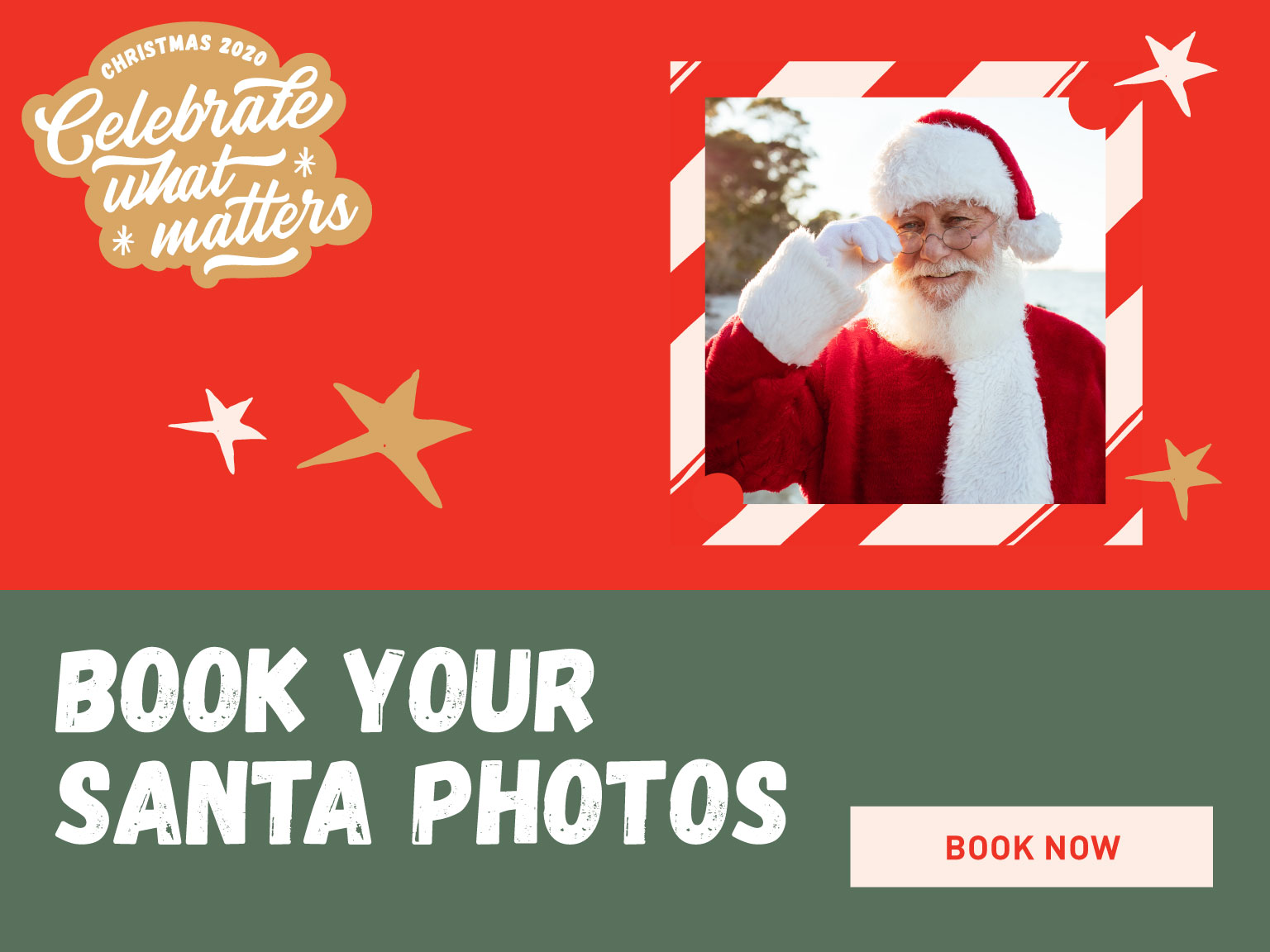 Book Santa Photos