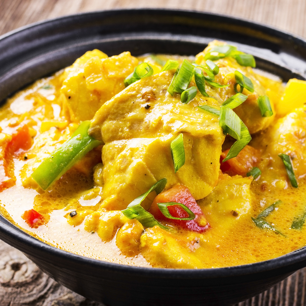 Malaysian Barramundi Curry