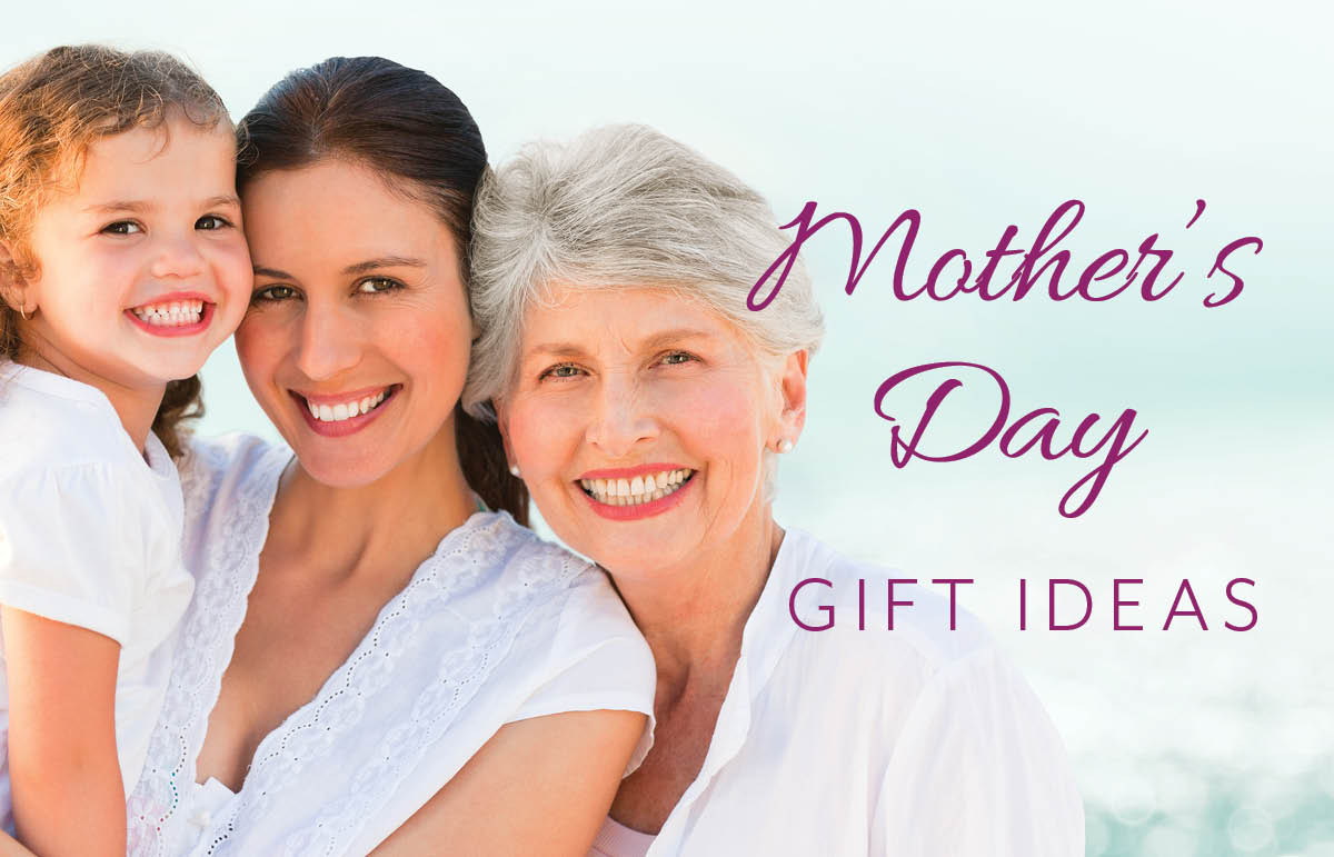 Mother's Day gift ideas at Angus & Coote