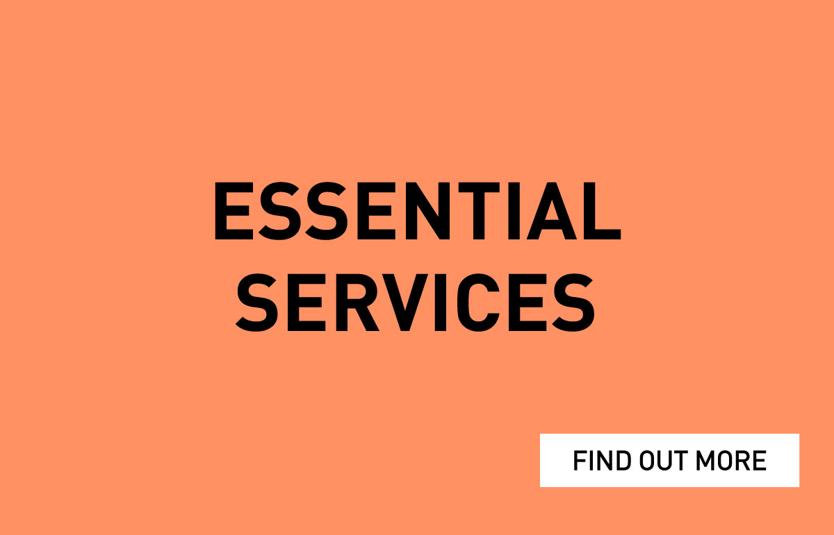 Essential Services Trading Hours