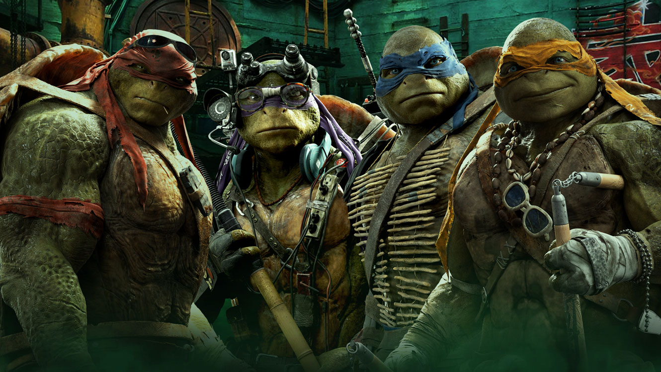 TMNT: Out of the Shadows - Review and Trailer