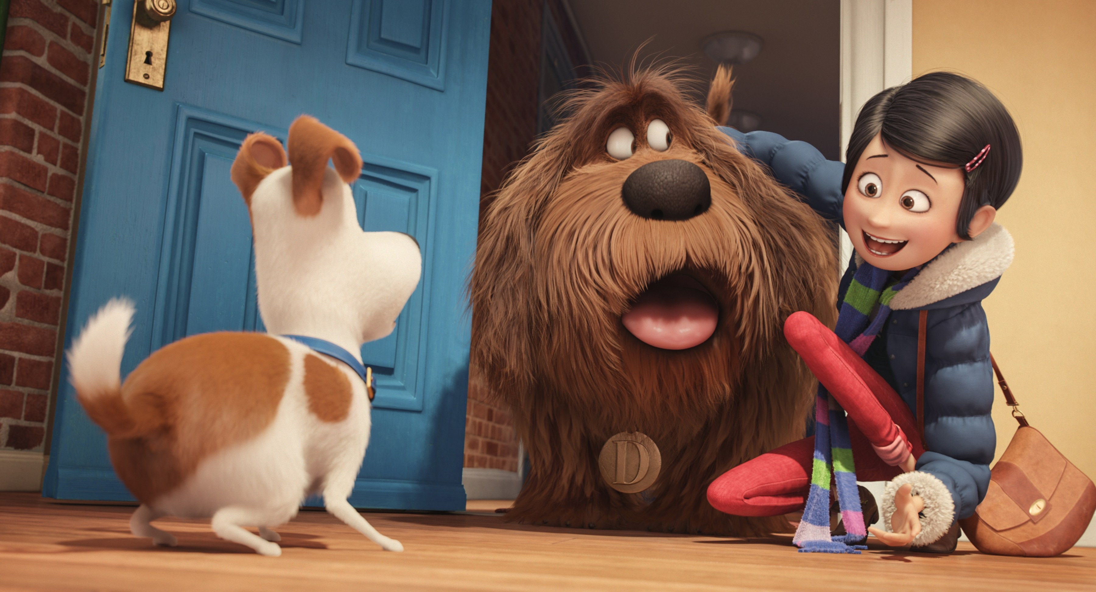 The Secret Life of Pets Movie Review & Trailer