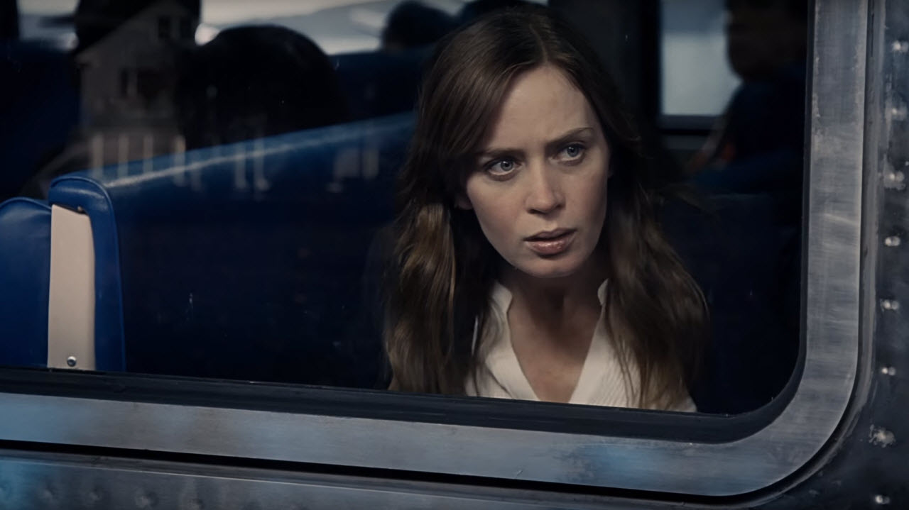 Trailer & Review: The Girl on the Train