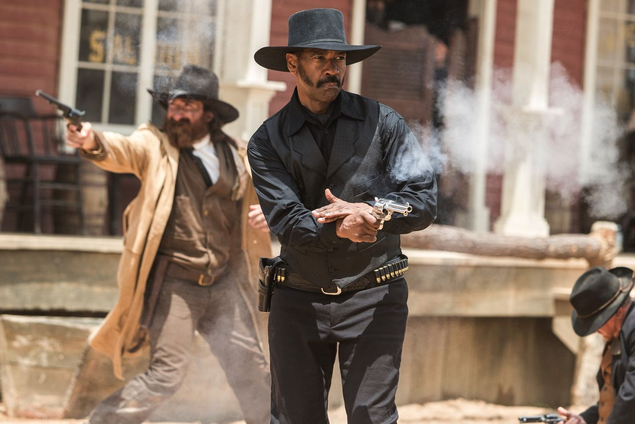 Trailer & Review: The Magnificent Seven