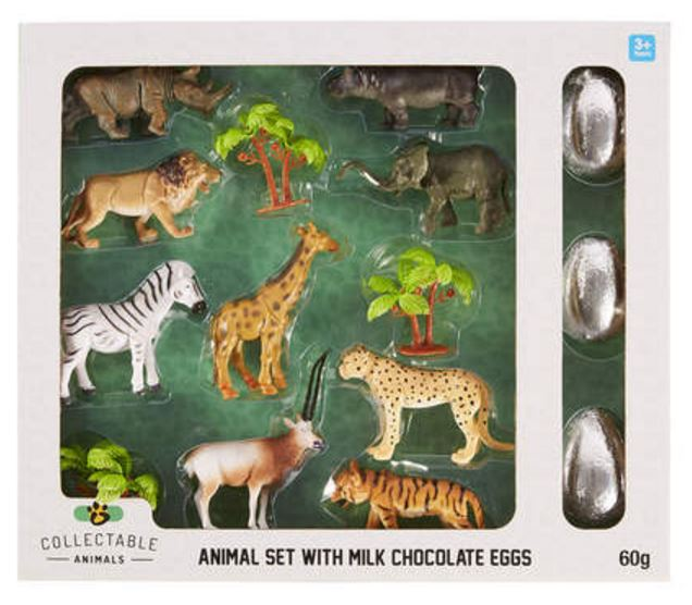 Easter treats gift ideas for kids chirnside park they also have a range of great gift ideas that combine toys with easter eggs some of our favourite things include an animal set that comes with easter negle Gallery
