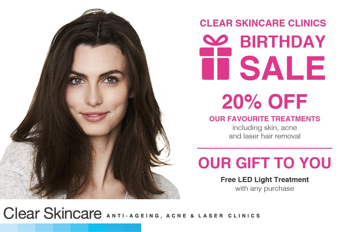 CSCC Birthday sale