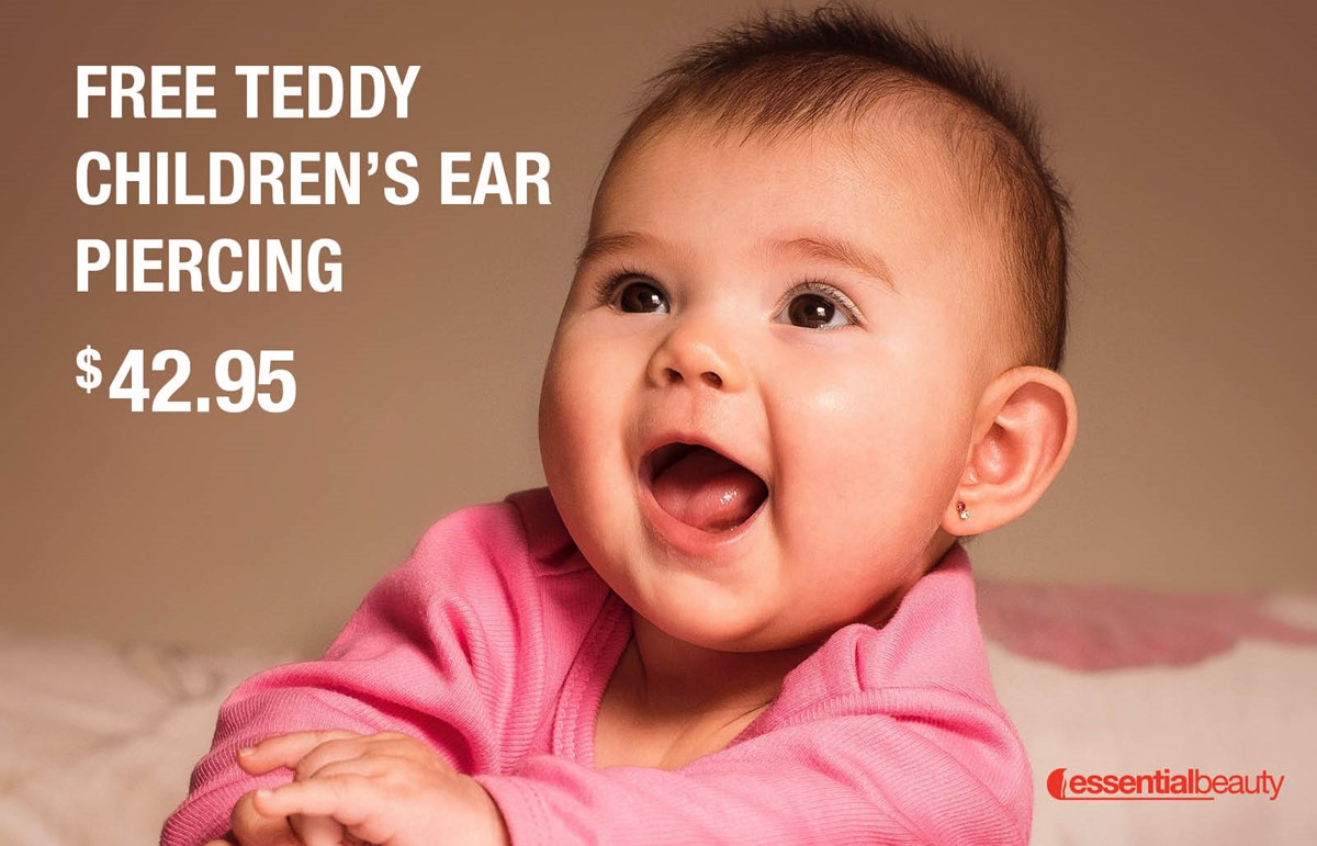 Essential Beauty - Children's Ear Piercing