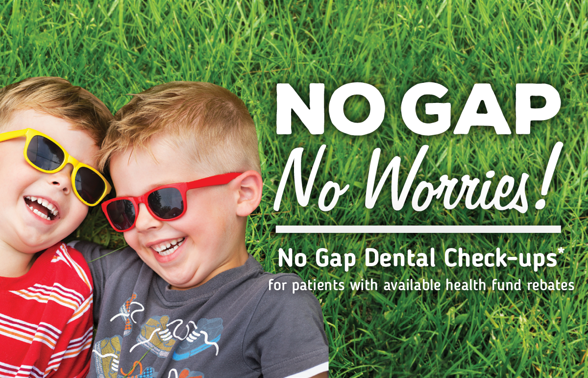 Pacific Smiles No Gap Dental Check Up