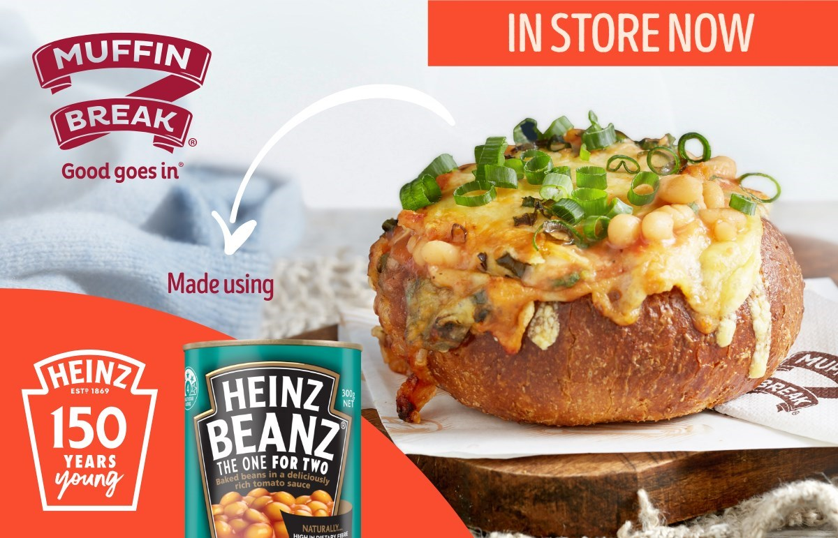 Muffin Break Beanz Bowls