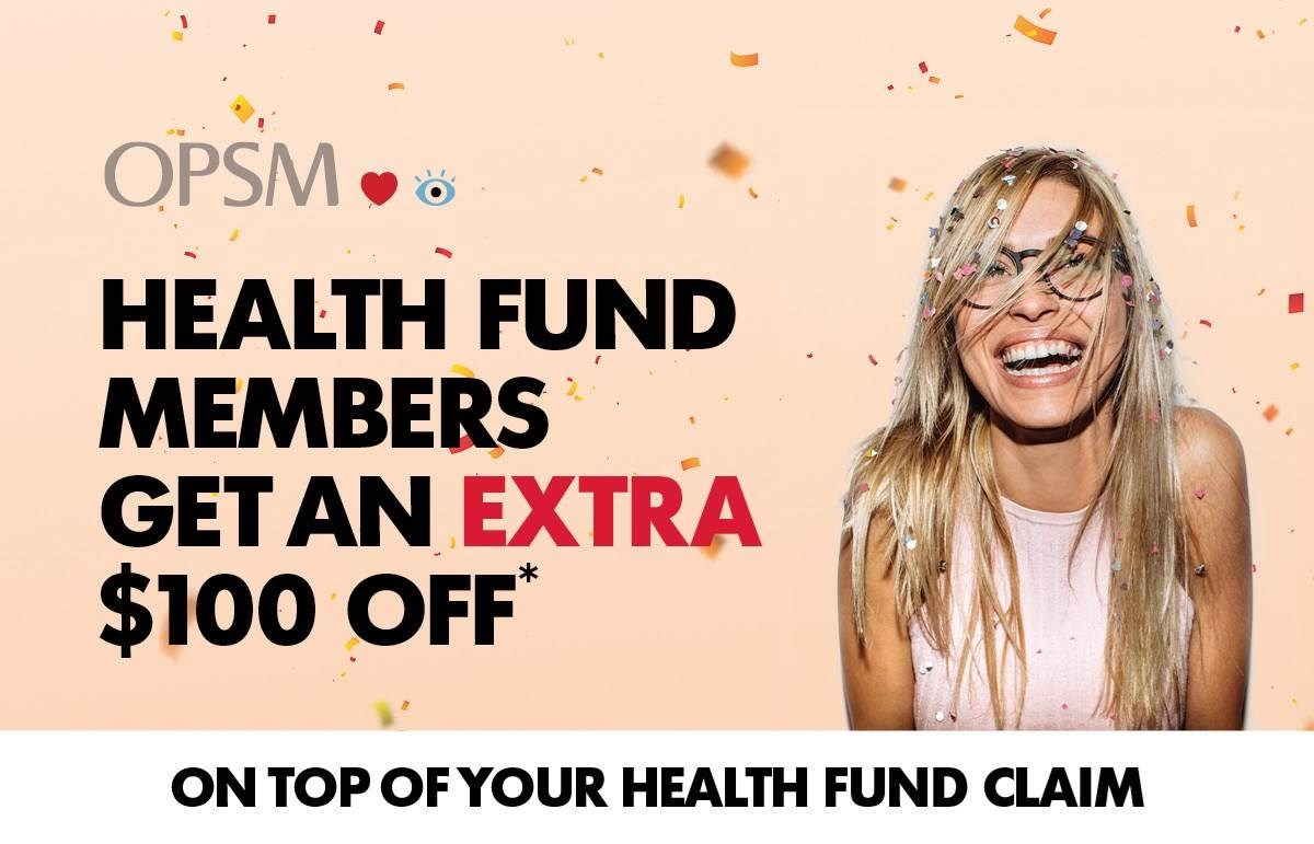 OPSM HEALTH FUND MEMBERS OFFER