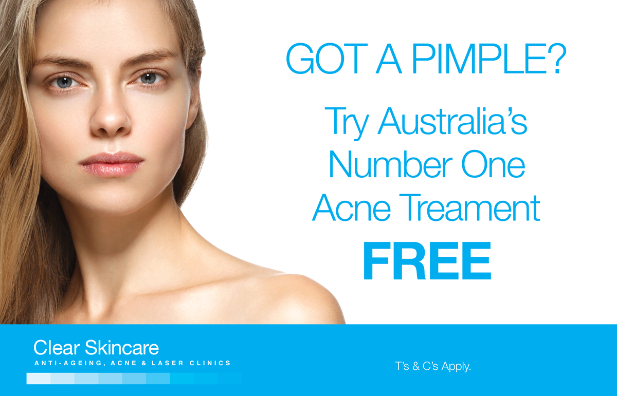 Clearskin Care Clinic Offer - Chirnside Park