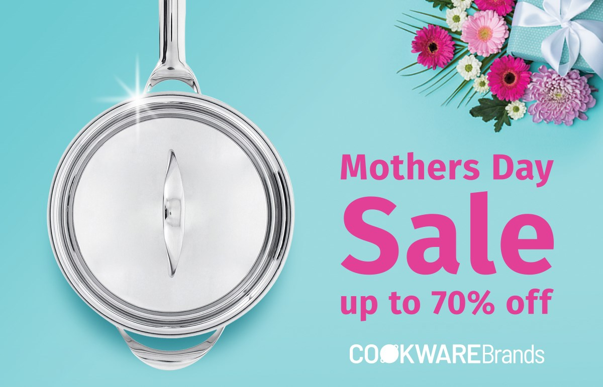Mother's Day Cookware Brands