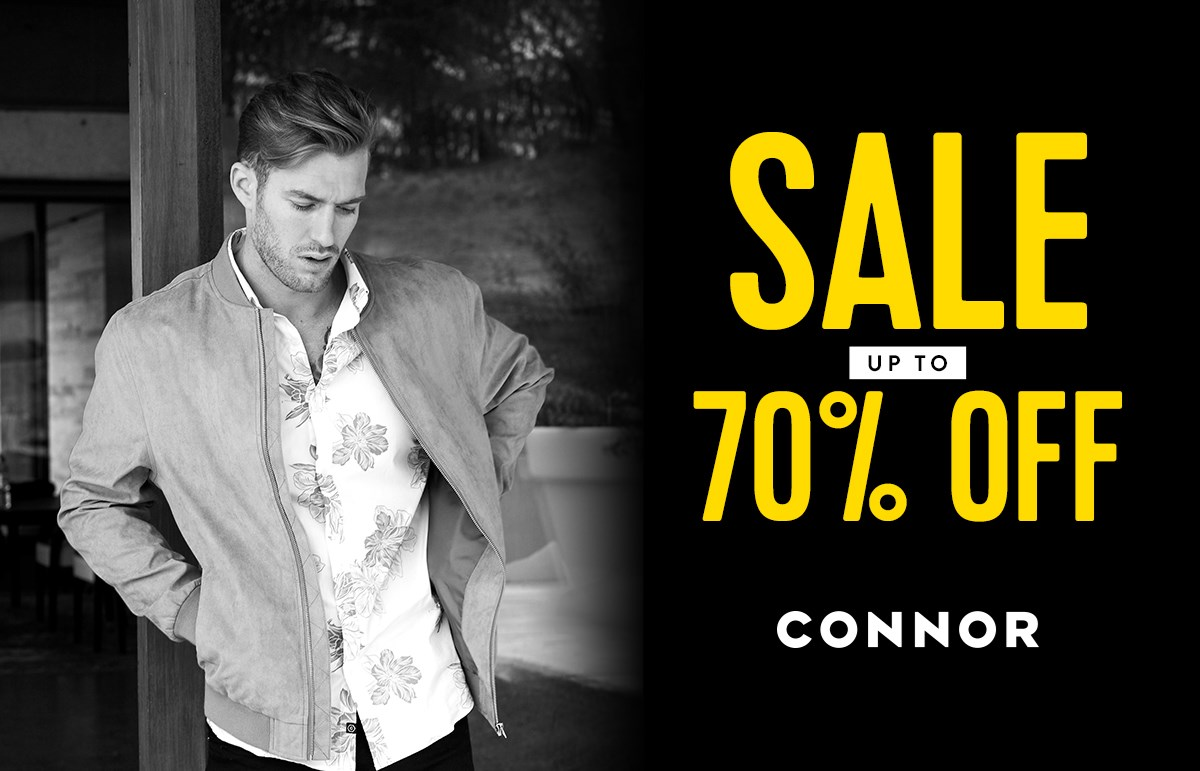 Connor - 70% off