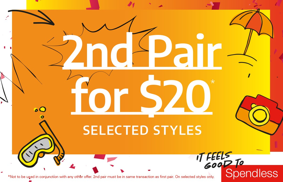 Spendless Shoes 2nd pair for 20